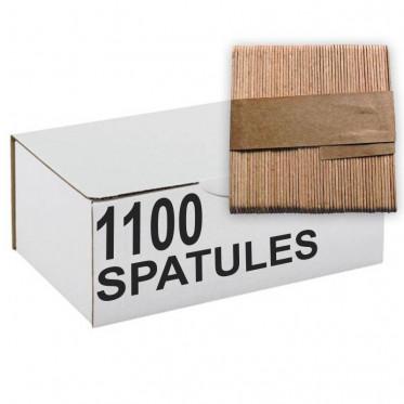 Touillette (spatule) en bois de hêtre 103 mm - par 950