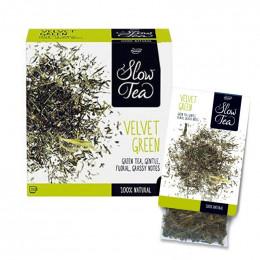 Thé Vert Velvet Green - Slow Tea - 25 sachets