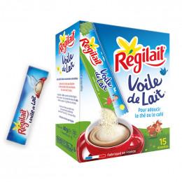 """Régilait """"Voile de Lait"""" - Lait en poudre - 15 sticks"""