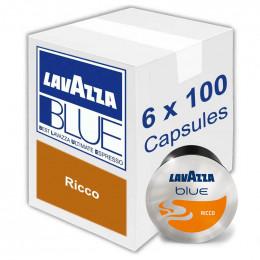 Capsules Lavazza Blue Espresso Ricco 600 capsules Lavazza Blue