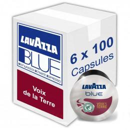 Capsule Lavazza Espresso Point Voix de la Terre 600 Capsules Lavazza Blue