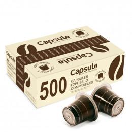 Capsule Nespresso Compatible Capsulo Intenso