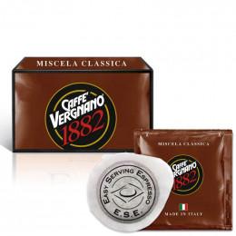 Dosette café ESE Caffe Vergnano 1882 - Classica - 18 pods