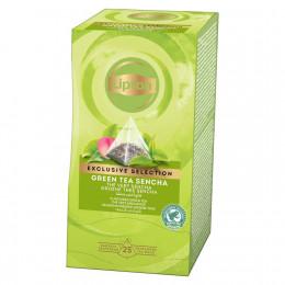 Thé Aromatisé Lipton Exclusive Sélection Thé Vert Sencha : 30 pyramides