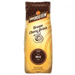 Chocolat Chaud Poudre Van Houten 16% cacao Selection - 1 Kg