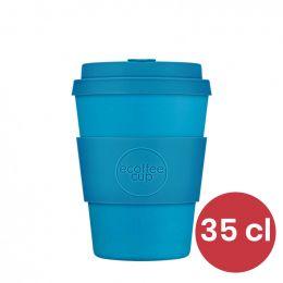 Mug en Bambou écologique, avec couvercle - Ecoffee Cup Toroni - 35 cl