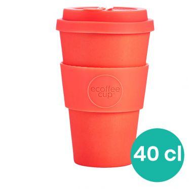 Mug en Bambou écologique, avec couvercle - Ecoffee Cup Mrsmills - 40 cl