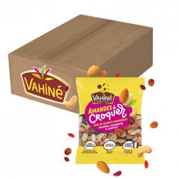 Fruits secs Vahiné - Amandes à Croquer Noix de cajou et Superfruits - 35g