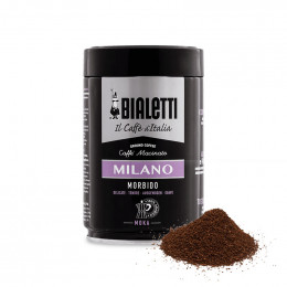 Café Moulu Bialetti - Milano Moka - Boite hermétique - 250 gr
