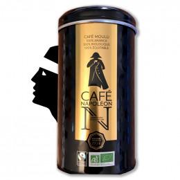 Boite de conservation Napoléon Cafés Corsica - 250 gr