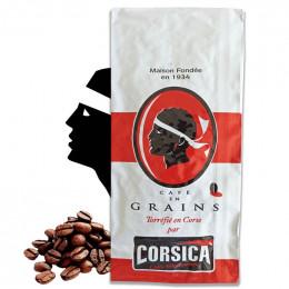 Café en Grains Cafés Corsica - Mélange - 250 gr