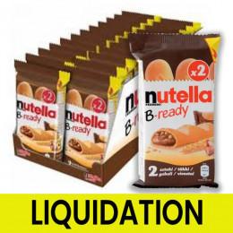 DESTOCKAGE Nutella B-Ready - 24 paquets