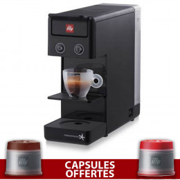 Machine à capsule illy Iperespresso illy Y3.2