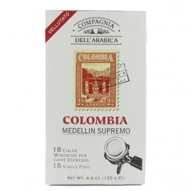 Dosette ESE Cie dell' Arabica Colombia x 18