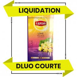 Infusion Lipton Tilleul :25 sachets