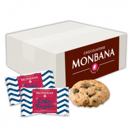 Biscuits Monbana 200 mini Cookies : 800 gr