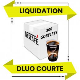 Gobelet Pré-dosé Premium Nescafé Café Americano - 300 boissons