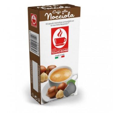 Capsules Nespresso compatible Bonini Café à la Noisette - 10 capsules