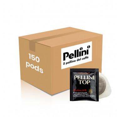 Dosette ESE - Pellini Top 100% Arabica - 150 pods