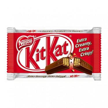 Barre Chocolatée : KitKat - à l'unité
