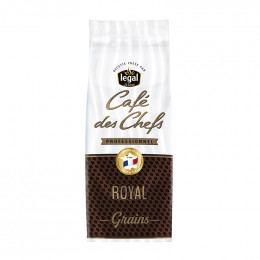 Café en grains Legal Café des Chefs Royal - 1 Kg