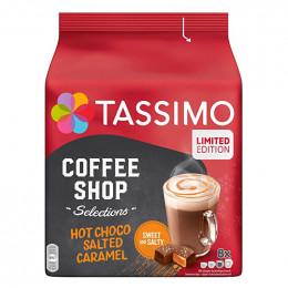 Capsule Tassimo Coffee Shop Chocolat chaud Caramel salé - 8 T-Discs