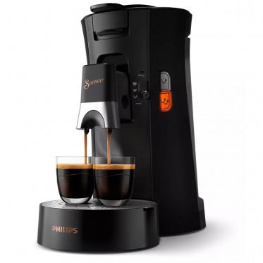 Machine Senseo Select : Philips CSA240/61 Noir