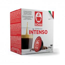 Capsules Lavazza A Modo Mio Compatible Café Bonini Espresso Intenso - 16 capsules