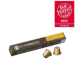 Capsule Starbucks ® by Nespresso ® Blonde Espresso Roast - 10 capsules