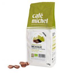 Café en Grains Bio Café Michel Mexique - 1 kg