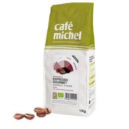 Café en Grains Bio Café Michel Expresso Gourmet - 1 kg