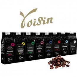 PACK Découverte et dégustation : Café en Grains Café Voisin - 6 paquets