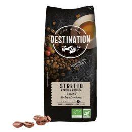 Café en Grains Bio Destination Grand Comptoir Stretto - 1 kg