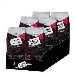 Café en Grains Carte Noire Equilibré - 6 paquets - 6 Kg
