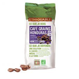 Café en Grains Bio Éthiquable Honduras - 1 kg
