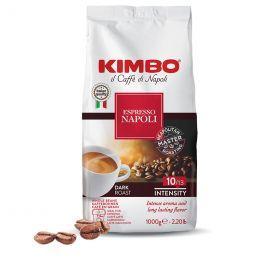 Café en Grains Kimbo Espresso Napoli - 1 Kg