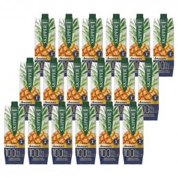 Jus d'ananas sans sucres ajoutés Zuegg 33cl x18