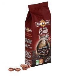 Café en Grains Bio Alter Eco Pur Arabica Pérou - 500 gr
