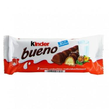 Barre Chocolatée : Kinder Bueno
