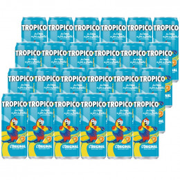 Jus de fruits Tropico Original canette 33cl x24
