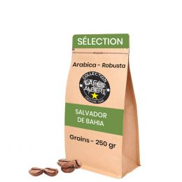 Café en Grains Cafés Albert Salvador de Bahia - 250 gr