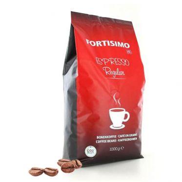 Café en Grains Espresso Regular Fortisimo - 1 Kg
