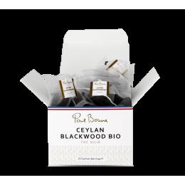 Thé Noir Bio Paul Bocuse Ceylan Blackwood - 20 sachets