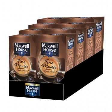 Café Soluble Maxwell House Max - Fine Mousse Intense - 100 sticks
