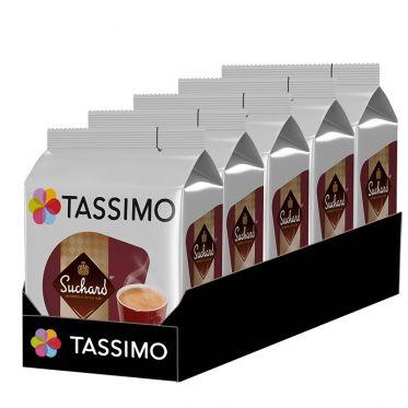 Capsule Tassimo Chocolat Chaud Suchard 5 paquets - 80 capsules