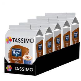 Capsule Tassimo Maxwell House Cappuccino Choco - 5 paquets - 40 Boissons
