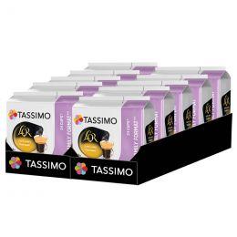 Capsule Tassimo L'Or Espresso Café Long Classic Format Familial - 10 paquets - 240 capsules