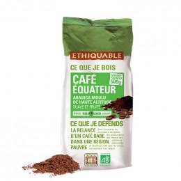 Café Moulu Éthiquable Équateur Bio - 500 gr