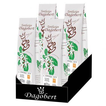 Café Moulu Dagobert Bio Americ'Ain Léger - 1 Kg