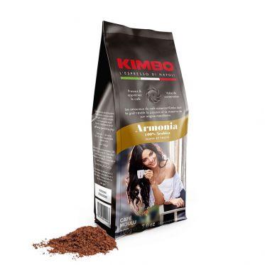 Café Moulu Kimbo Armonia - 200 gr